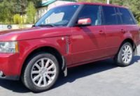 Land Rover Range Rover Range Rover Vogue BEZWYPADKOWY 510 KM Supercharged zamiana